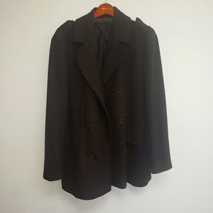 Perry Ellis Pea Coat